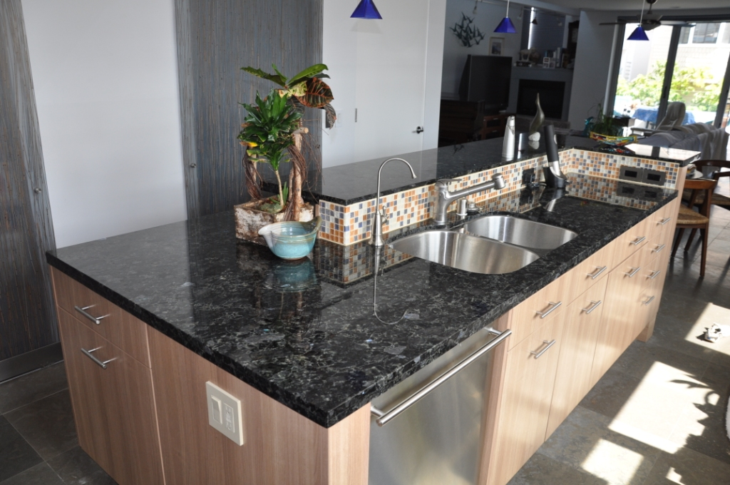 Custom Granite : custom granite countertop installation